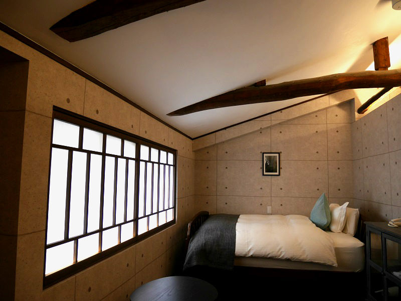 Guest room introduction -Ze 是-(Modern single room.)