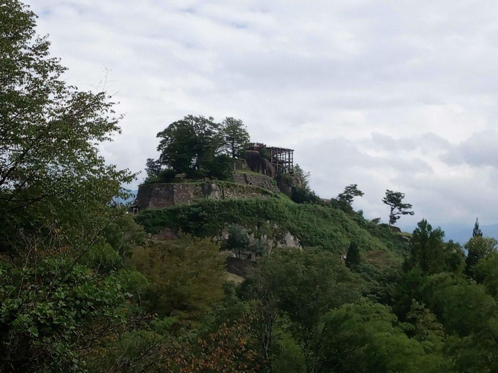 天空の城・岐阜のマチュピチュ~苗木城跡を訪れる~町家ホテルbaison